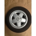 Light alloy wheel kit 15""
