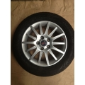 Light alloy wheel kit 16""