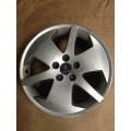 Light alloy wheel kit 17""