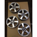 "Saab 9.3 , 9.5  17"" alloy wheels"